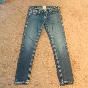 L.A. Idol Bling Jeans